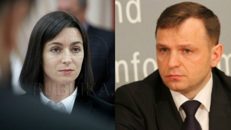 Andrei Nastase irritated by Maia Sandu's indecision on coalition formation