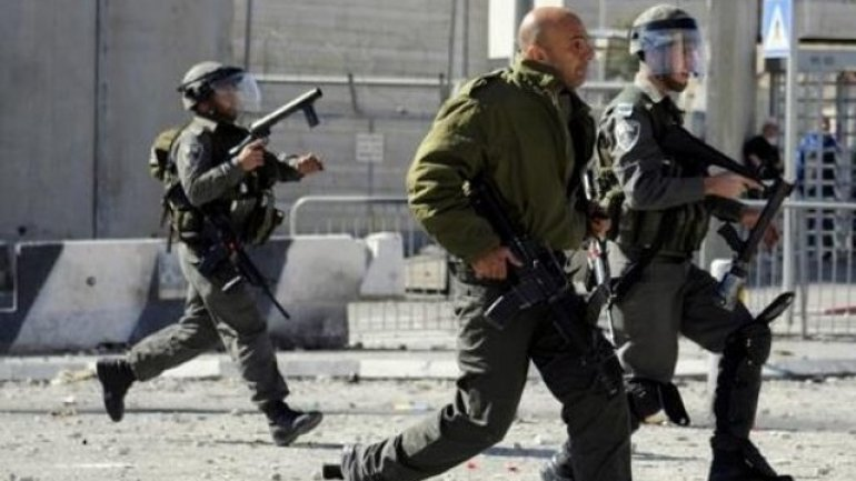 Palestinian, killed by Israeli police after trying to stab border guards