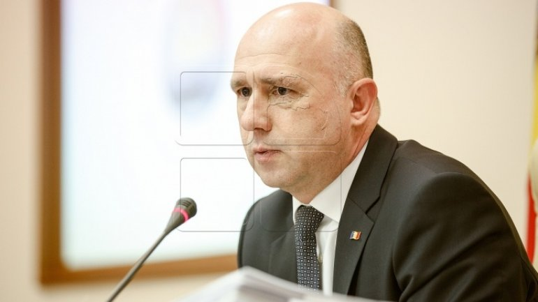 Prime Minister Pavel Filip asks Democratic Party to kick off campaign on reforms