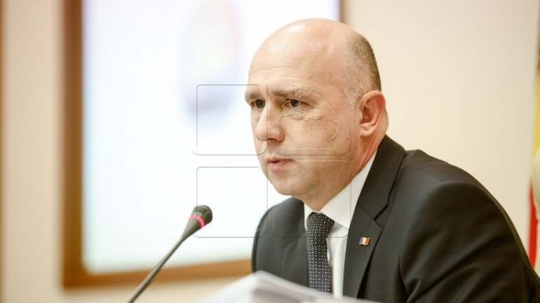 Moldovan Prime Minister starts working visit to Belgium and Luxemburg