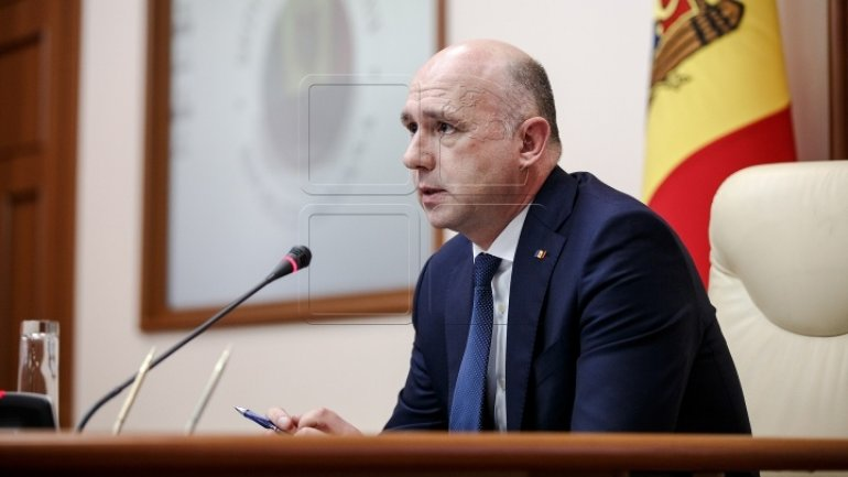 Moldovan Premier sends condolences related to mine blast in Ukraine
