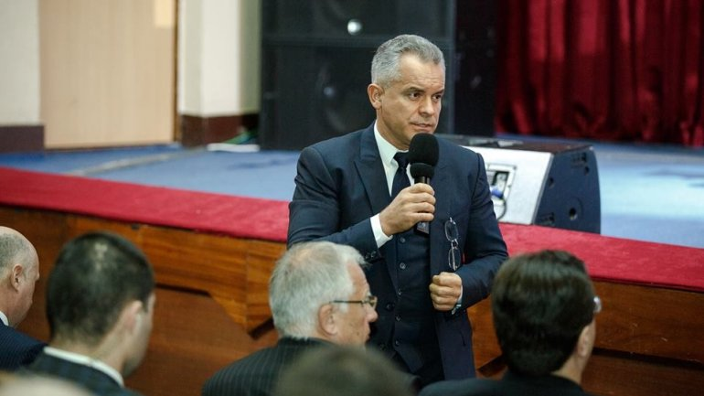 Vlad Plahotniuc: Democrat mayors support the idea of uninominal voting system