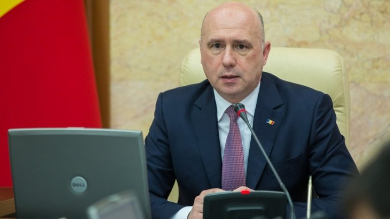 Premier Pavel Filip: Publishing EU report is key positive moment for Moldova