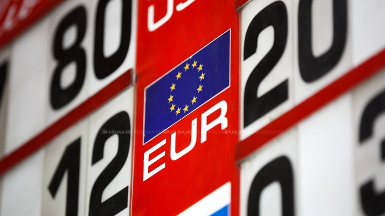 EXCHANGE RATE for March 22, 2017. Moldovan leu slightly drops as to euro