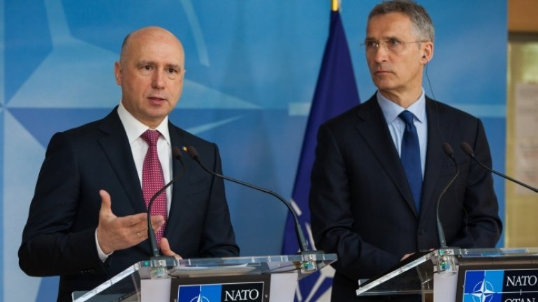 NATO sees Moldova as key partner