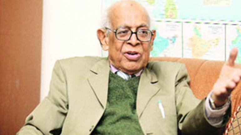 Indian Muslim leader Syed Shahabuddin dies aged 82