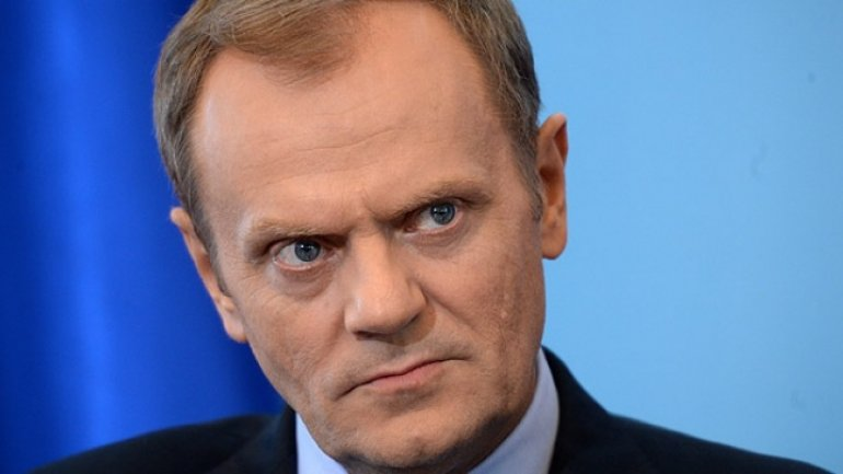 Donald Tusk, reelected as President of European Council. Polish Premier was only to vote against