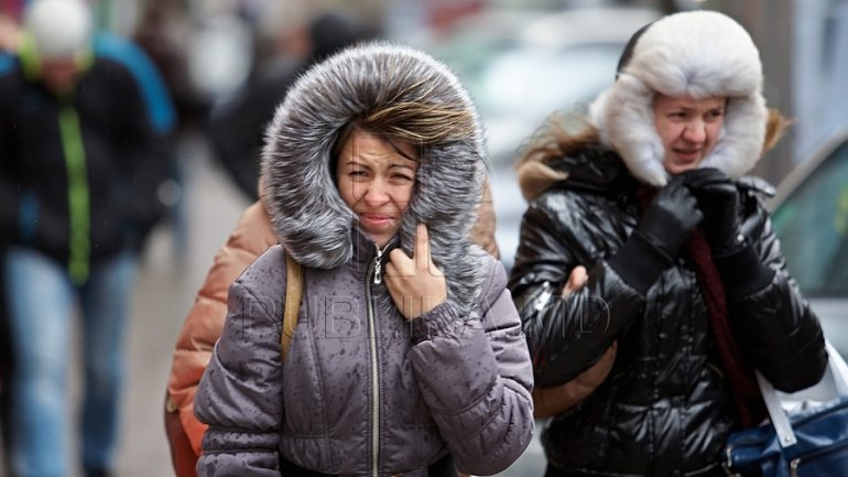 Yellow warning of wind throughout the country