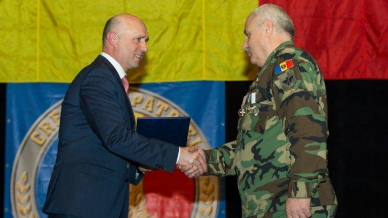 Prime Minister Pavel Filip assures Dniester war veterans of social protection