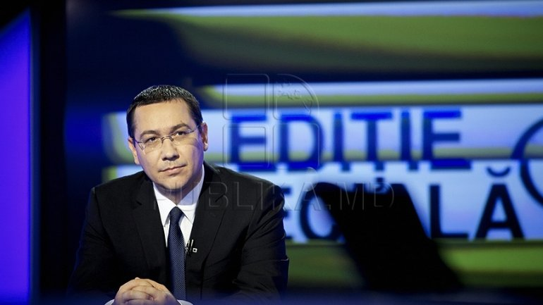Victor Ponta: Moldova's European path, IMPORTANT and NECESSARY for country's development