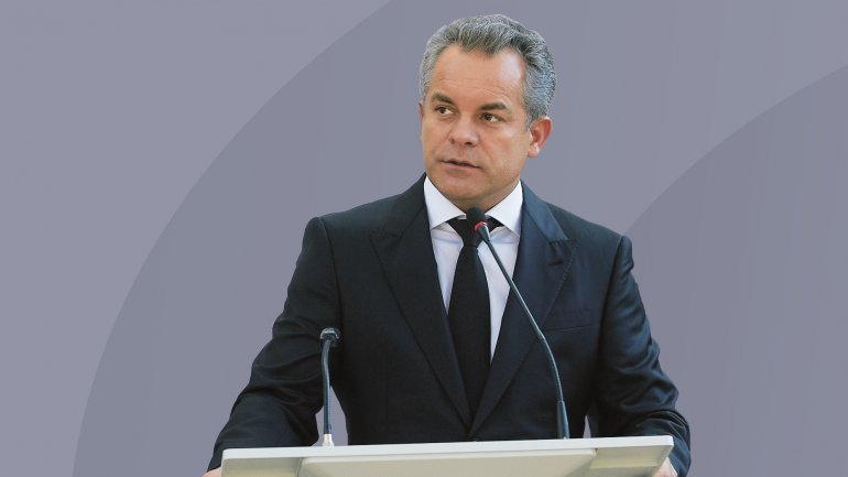 Vlad Plahotniuc's message to those who criticize the implementation of uninominal voting system