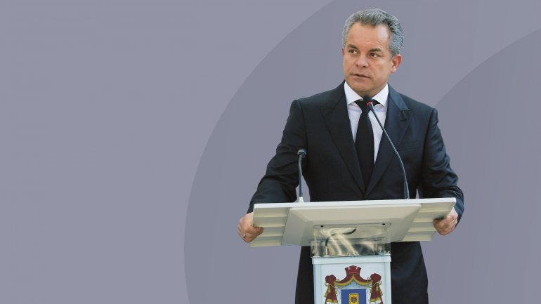 Vlad Plahotniuc: PDM will be supported by a board of experts to reform the political class (VIDEO)