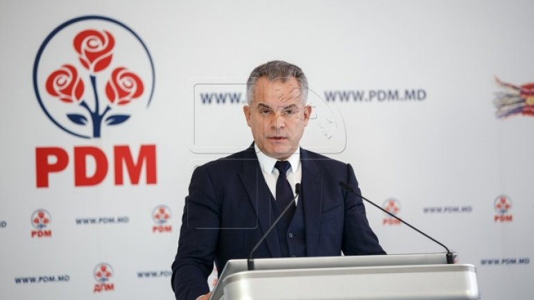 Vlad Plahotniuc: Ministers, law-makers and state agency chiefs will be checked how they carry out job duties