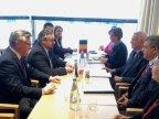 Moldovan diplomacy head meets Romanian, Ukrainian counterparts