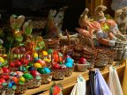 Charity Fair at Parliament. MPs buy handmade items