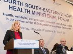 WHO praises Moldova's success in cutting morbidity