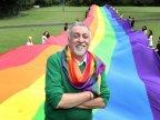 Gilbert Baker, LGBT rainbow flag creator, dies aged 65