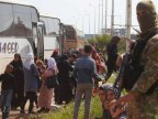 Syria war: 112 dead in evacuation bus bombing, observers say