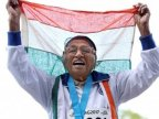 Indian athlete Man Kaur, 101, wins 100m at World Masters Games