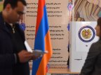 Ruling party of Armenian president reportedly wins Sunday elections