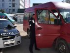 Stations where interurban mini-buses stop - verified! Attested car with faulty breaks and other serious violations