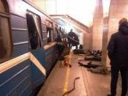 "St. Petersburg metro bombing ""possibly a suicide attack"""