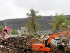 Sri Lanka rubbish dump collapse kills 16