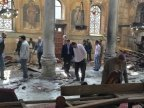26 dead in blast at church in Egypt on Palm Sunday