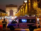 French police officer killed in shooting on Champs Élysé​e​s