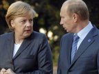 Merkel to meet Putin for discussion on Ukraine, Syria