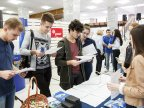 Over 2,000 jobs presented at career fair in Chisinau