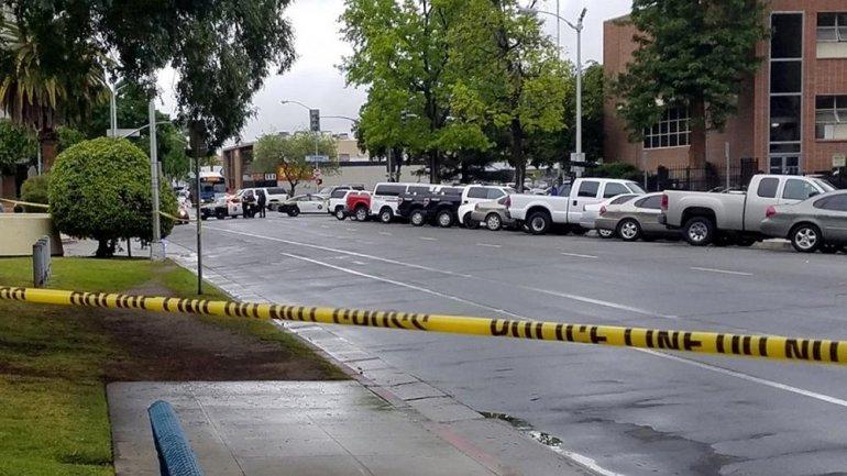 THREE die in California race attack (VIDEO)