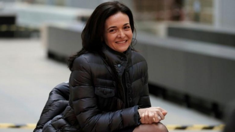 Facebook's Sandberg says number of monthly advertisers tops 5 million