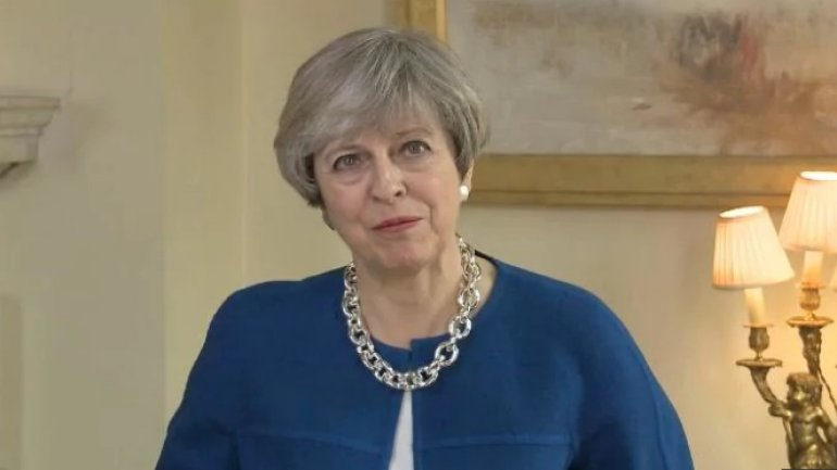 British PM observes 'coming together' after Brexit in Easter message