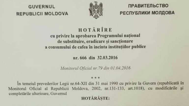 Moldovan Government tries April Fools prank