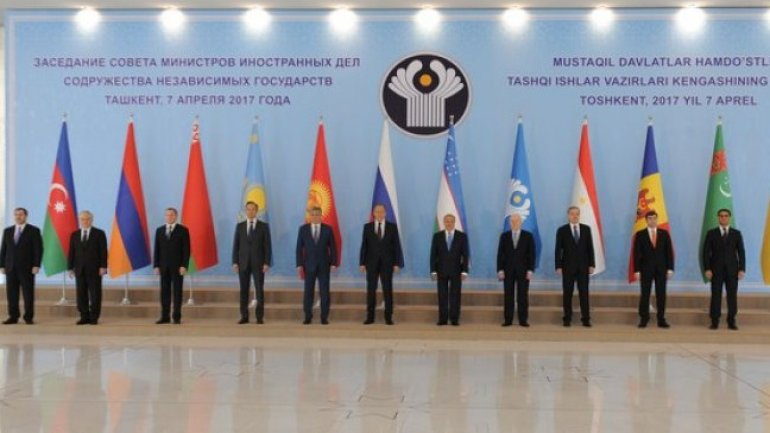 Moldovan deputy foreign minister participates in meeting of CIS Council of Foreign Ministers in Tashkent