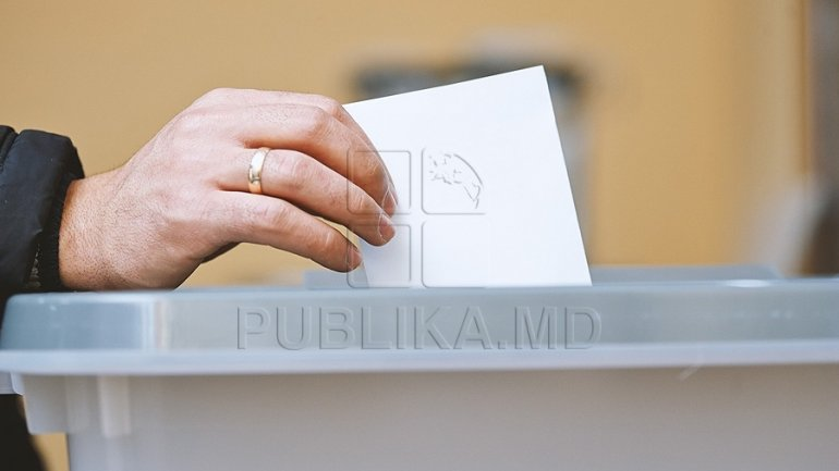 UNINOMINAL VOTING SYSTEM supported by Georgian Diaspora in Moldova