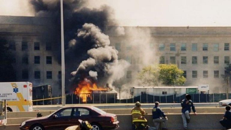 FBI re-releases 9/11 photos of Pentagon (PHOTO)