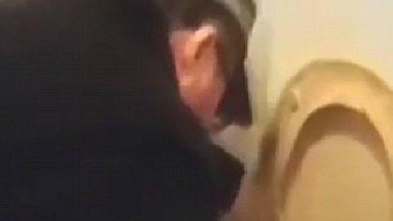 SHOCKING! NEWBORN found stuck in toilet after mother gave birth in BATHROOM (PHOTO/VIDEO)