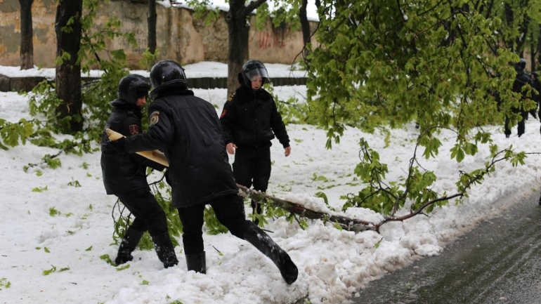 Ministry of Internal Affairs employees provide help to citizens in need (PHOTOREPORT)