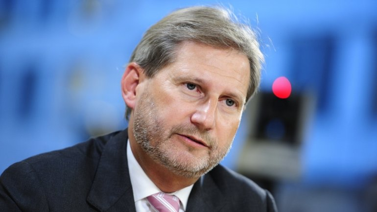Johannes Hahn: EU to further support Moldova, isn't against reform of electoral system