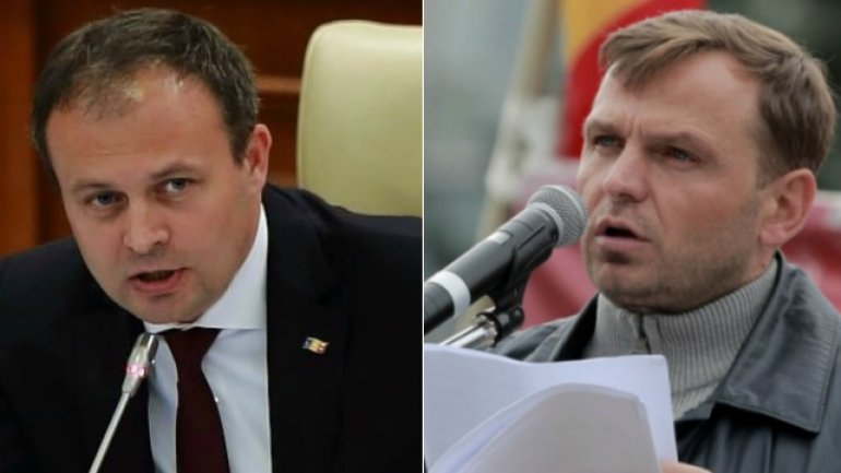 Andrian Candu mocks Andrei Nastase. Parliament Speaker APOLOGIZES to the US and France