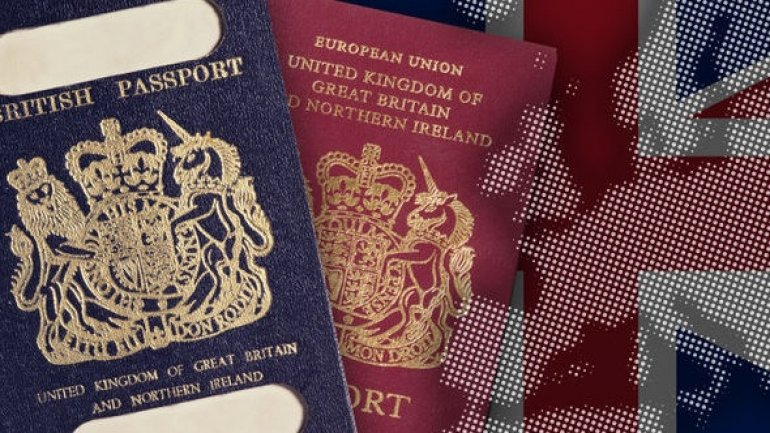 UK could return to blue passports