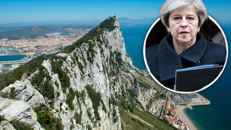 "UK accused of ""losing cool"" on Gibraltar by Spanish minister"