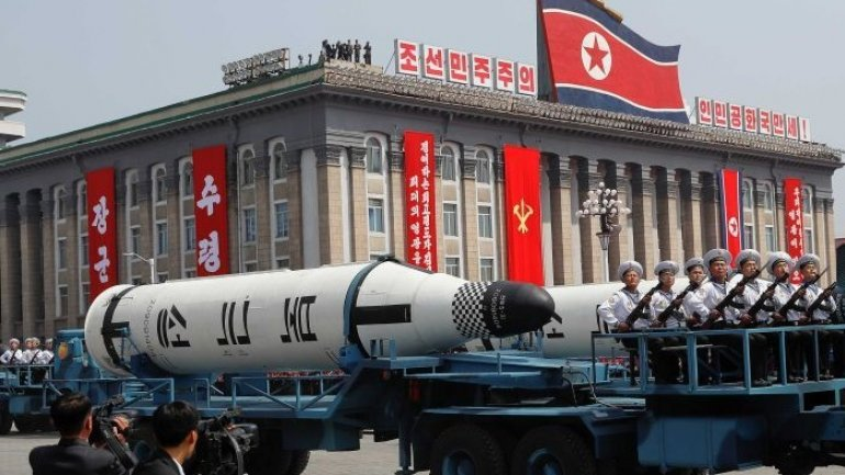 North Korea nuclear: US 'working with China' on response