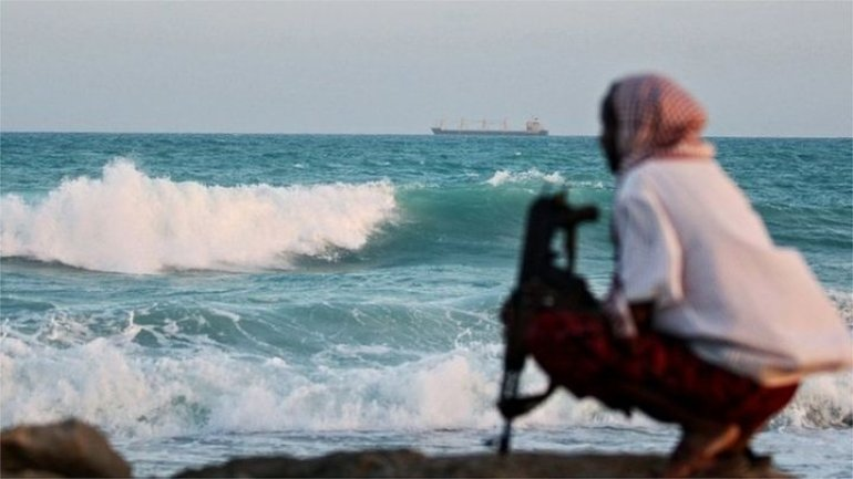 Somali security forces 'rescue sailors' from Indian ship