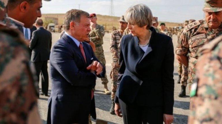 Theresa May defends UK ties with Saudi Arabia