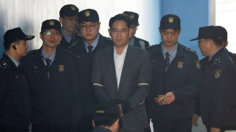 Samsung boss Lee Jae-yong goes on trial in South Korea