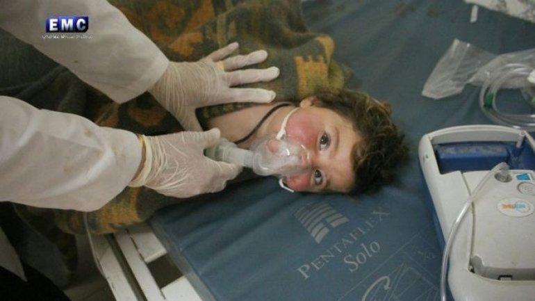 Syria war: Sarin used in Khan Sheikhoun attack, OPCW says