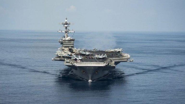 China urges 'restraint' amid North Korea sinking threat